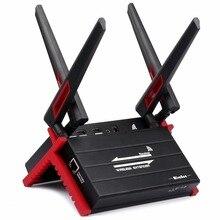 MiraBox HDMI Wireless Extender With IR  Support 1080p Full HD Through Wall Wireless Transmit  200m 300m IR wifi HDMI Extender
