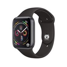 Купить с кэшбэком New Bluetooth Ssmart Watch Series 4 42mm Smartwatch case for Apple iphone 6 7 8 X and Android phone