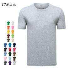 цены на 100% Cotton 2019 New Solid Color T Shirt Mens Black And White T-shirts Summer Skateboard Tee Boy Skate Tshirt Tops 15 Colors в интернет-магазинах