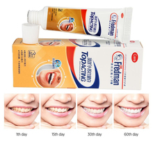 20g Baking Soda White Toothpaste Teeth Whitening Cleaning Hygiene Oral Care 3d white clareador dental charcoal toothpaste