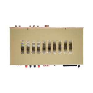 Image 3 - SUNBUCK 5 CH ハイファイ Bluetooth ステレオ AV アンプホームシアターオーディオプロのカラオケラジオ Bluetooth の電源アンプ 300 ワット