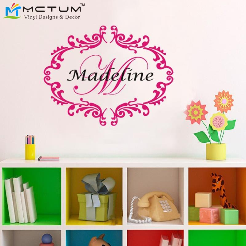Popular Damask Wall DecalBuy Cheap Damask Wall Decal Lots From - Custom vinyl wall decals damask