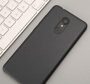 Image 3 - Ufficiale Xiaomi Redmi 5 Più Il Caso di Originale Redmi5 Della Copertura Ultra Sottile Copertura di Moda di Lusso Antiurto Dura del PC + Ansimante Redmi 5 più