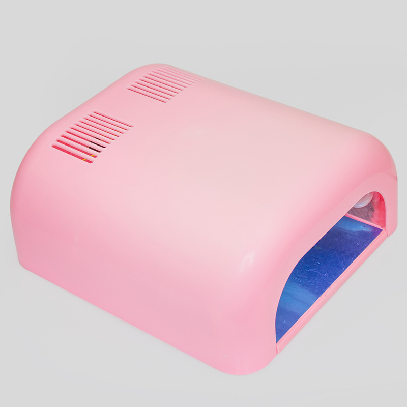 KESMALL UV Lamp With Fan Nail Dryer 36W Nail Gel Lamps For Manicure Pink White Black Red Nails Art Tools Seche Vernis CO684