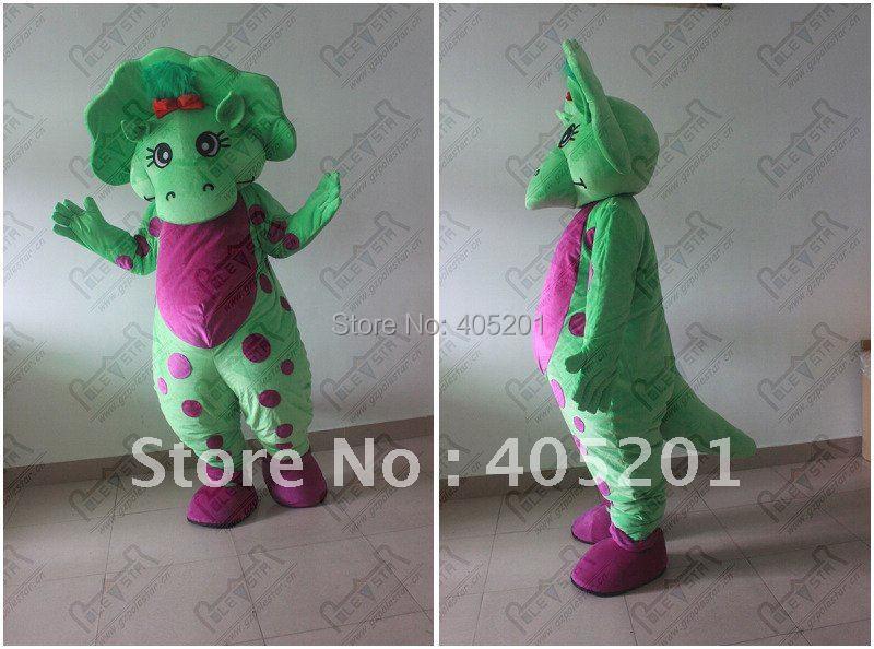 baby bop mascot costume barney family costumes BJ-in Mascot