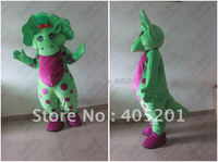 baby bop mascot costume barney family costumes BJ