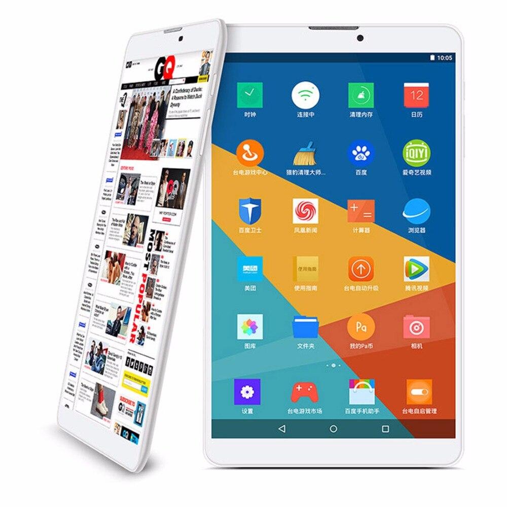 Prix pour D'origine Teclast P80 4G 8 pouce MT8735 Quad Core Android 5.1 ROM 16 GB RAM 1 GB 3G 4G Appel Téléphonique Tablet PC GPS OTG FDD-LTE WCDMA