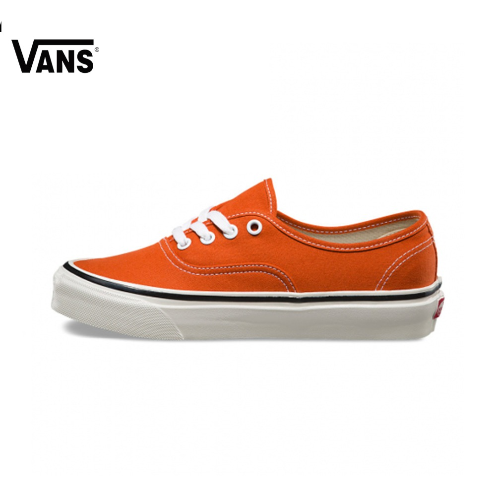 Original Vans Authentic Anaheim Series Unisex Low Skateboarding Shoes Sports Shoes Canvas Shoes  Sneakers   free shipping