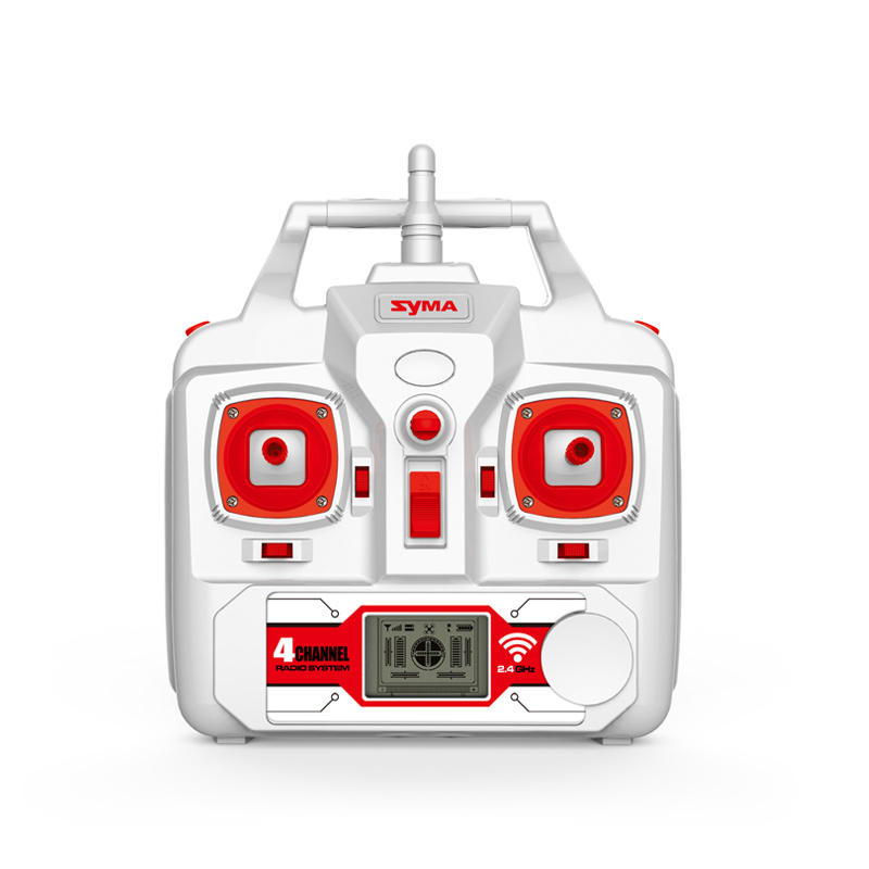 Original Syma RC remote control for X8HC X8HW X8HG X5S X5C X9 Drone 2.4G 4CH helicopter Quadcopter Transmitter Remote Controller syma transmitter remote control for syma x5c x5 x5c 1 rc helicopter drone quadcopter accessories spare parts