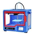 Qidi Tech 3d принтер X-one2 полностью Металлическая структура 3,5 дюймов сенсорный экран тепло бедпла и ABS
