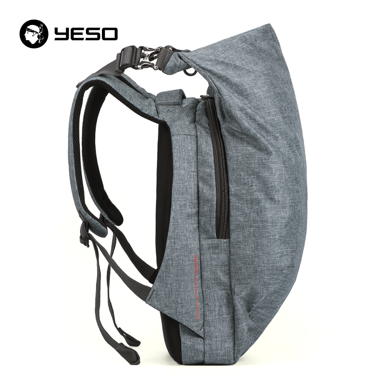 ФОТО Fashion Travel Backpack Unisex Multifunction New Design School Bags Backpacks Waterproof Oxford Casual Laptop Backpack YESO