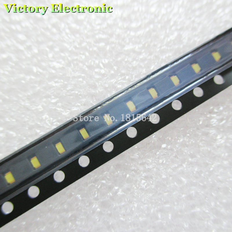 Electronic Components & Supplies Diodes 200pcs/lot White 0603 Smd Led Diode Highlight White Light Lamp New Wholesale Electronic Delicacies Loved By All