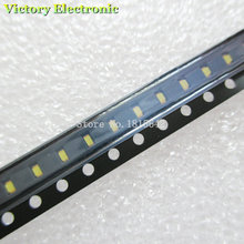 200PCS/Lot White 0603 SMD LED Diode Highlight White Light Lamp New Wholesale Electronic