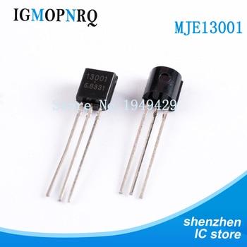 50Pcs//100Pcs 13001 MJE13001  Transistor Triode TO-92 NPN high pressure