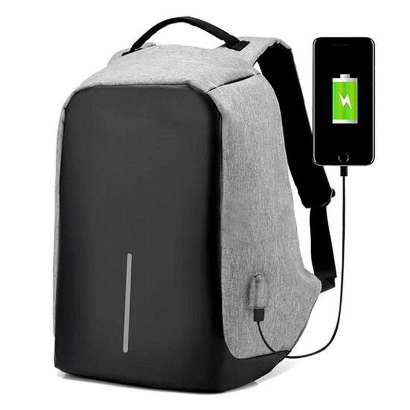 Mochila para hombres XINGTIANDI Anti robo multifuncional Oxford Casual Laptop mochila a la moda impermeable bolsa de viaje bolsa de ordenador