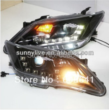 2012-13 Camry year Headlight