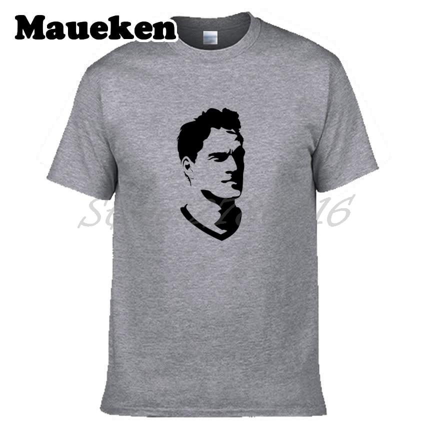 Mats Hummels  5 Alemanha Roupas T shirt dos homens T Shirt dos homens o  neck tee W0303012 em Camisetas de Dos homens de Roupas no AliExpress.com  d2796eb670b2c