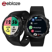 Zeblaze Thor 4 г S LTE gps Wi Fi Android Смарт часы Flapship 1 Гб + 16 5MP камера фитнес трекер Smartwatch наручные