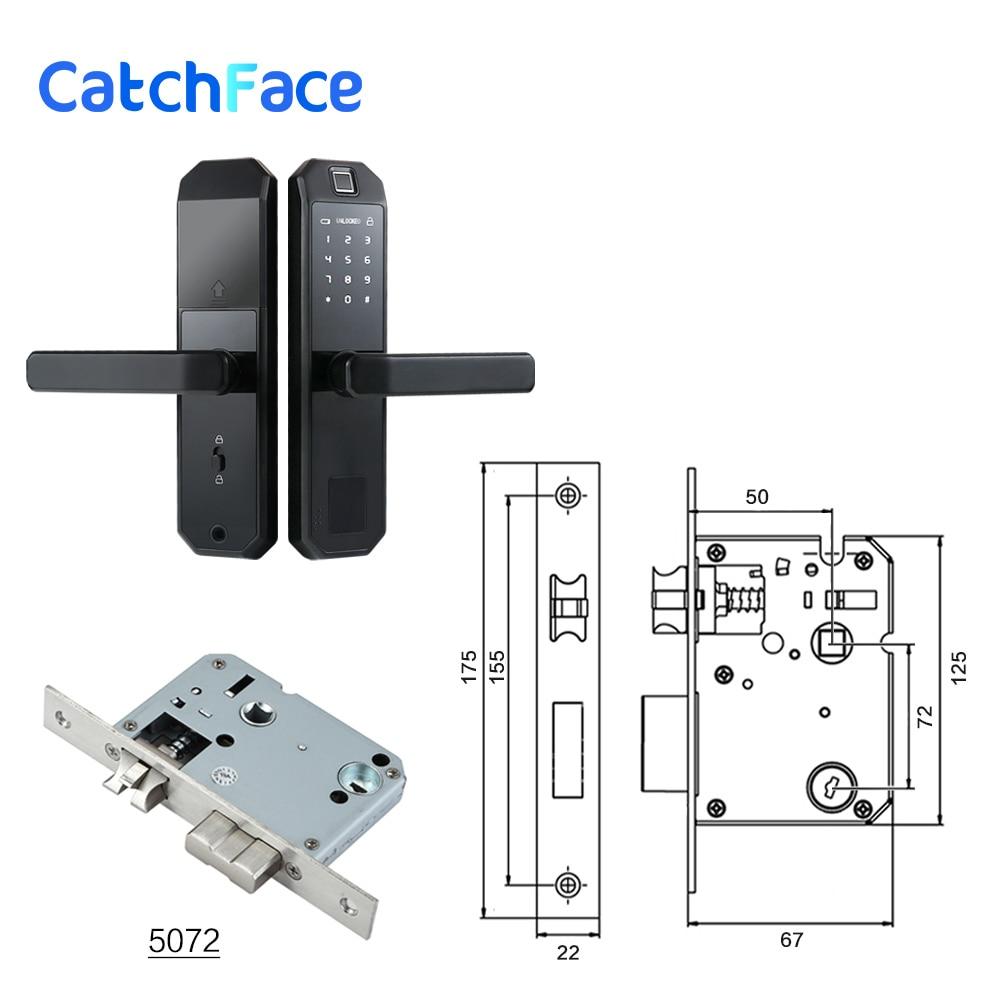 HTB1Uw18arj1gK0jSZFOq6A7GpXak WIFI Smart Fingerprint Door Lock Code Card Key Touch Screen Digital Password Lock Electronic Door Lock with Tuya Smart APP