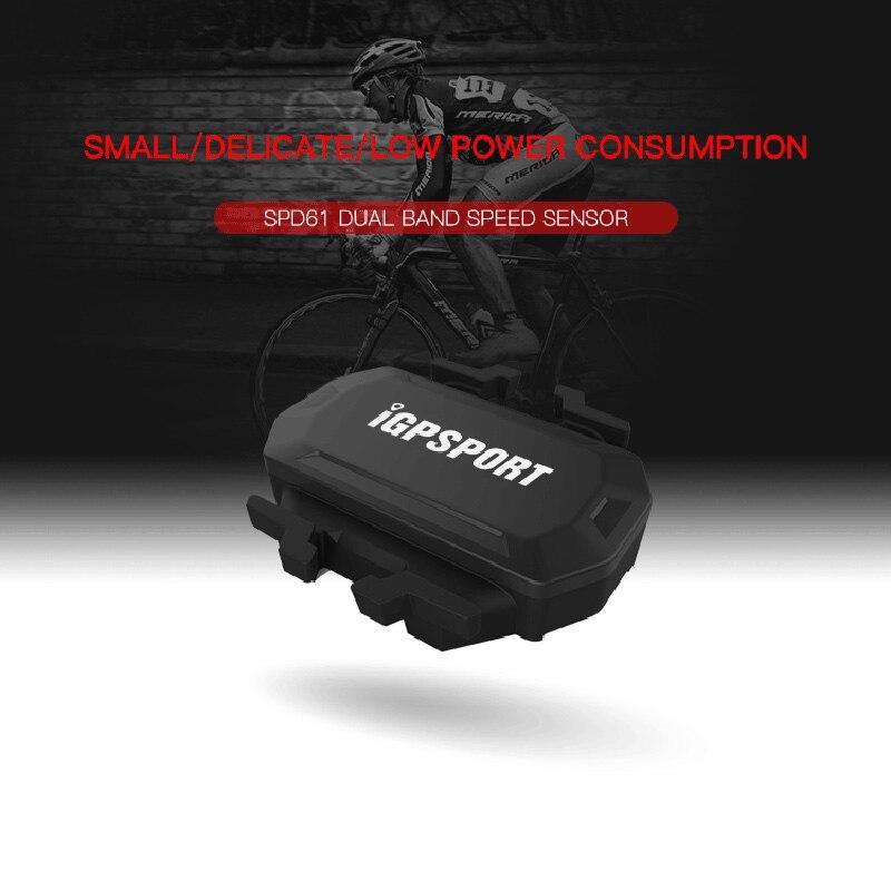 IGPSPORT Bike ANT + Computerzubehör Geschwindigkeits- und - Radfahren - Foto 4