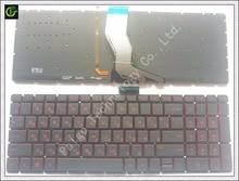 Russian Backlit Keyboard for HP Omen 17-W000 17-W100 17-W200 17t-w000 17t-w100 17t-w200 17-w001la 17-w101la 17-W 17-w202la RU