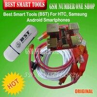 Gsmjustoncct BST dongle pour HTC SAMSUNG xiaomi déverrouiller l'écran S6 S3 S5 9300 9500 serrure réparation IMEI date d'enregistrement Meilleur Smart dongle