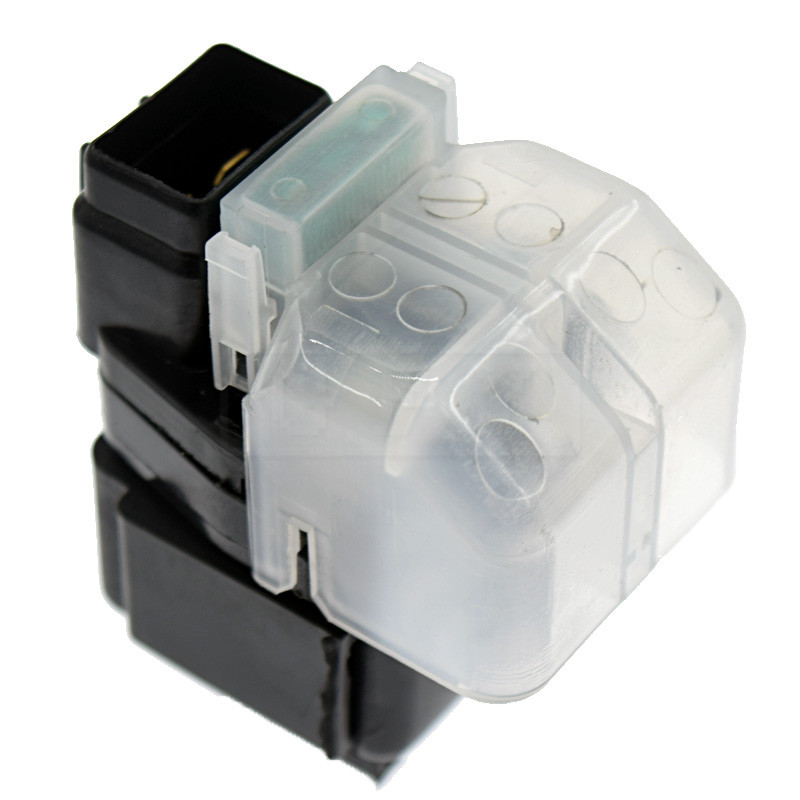 For Suzuki DR650SE 1996-2009 2010 2011 2012 2013 2104 2015 2016 <font><b>DR650</b></font> SE 12V Starter Solenoid Lgnition Key Switch Starting Relay image