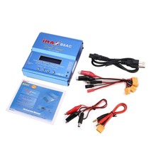 iMAX B6 80W 6A Battery Charger Lipo NiMh Li-ion Ni-Cd RC Balance Charger 10W 2A Discharger for RC Car Helicopter Drone Battery