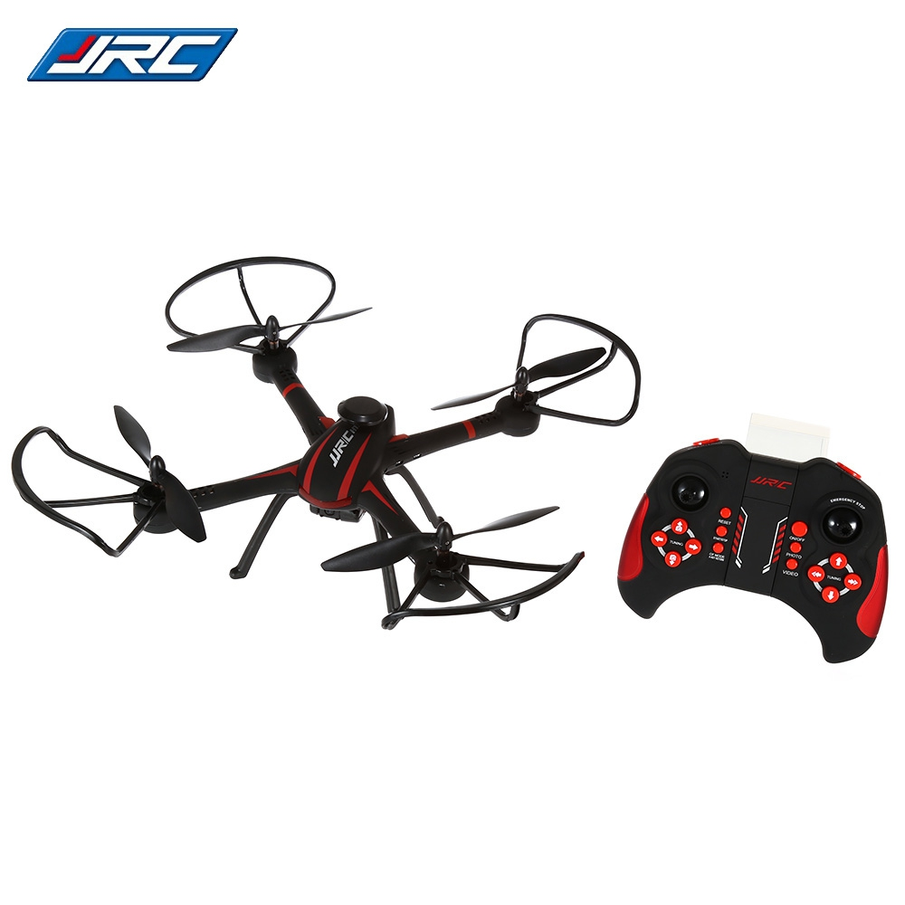 JJRC H11WH RC Quadcopter FPV Real-time 4CH 6-Axis Drone with 2.0MP WIFI Rotatabel Camera Height Hold Mode One Key Land RC Drone original jjrc h28 4ch 6 axis gyro removable arms rtf rc quadcopter with one key return headless mode drone