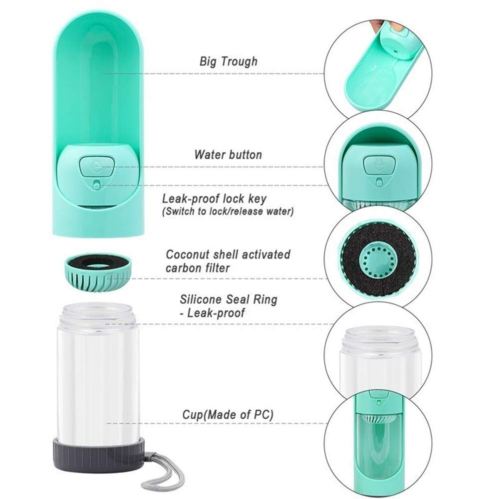 Portable Pet Water Bottle  2