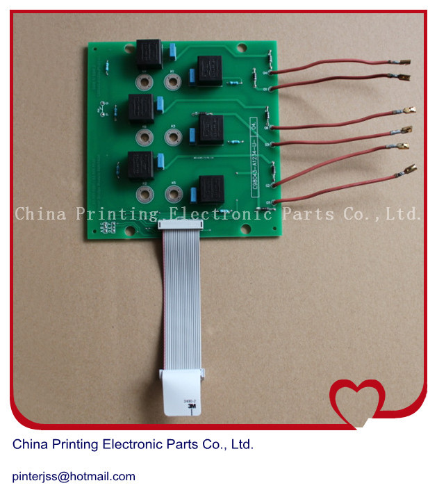 все цены на offset printing machine HEIDELBERG SM74 printer accessories ABB card C98043-A1234-L1-.53. 53.101.1122 91.101.1051 онлайн