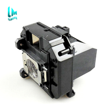 For Epson EB 915W EB 925 EB 910W EB 430 EB 435W projector bulb for ELPLP61 compatible lamp with housing 180 days warranty