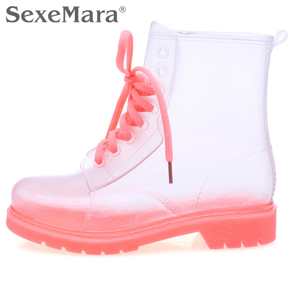 Online Get Cheap Clear Jelly Rain Boots -Aliexpress.com | Alibaba ...