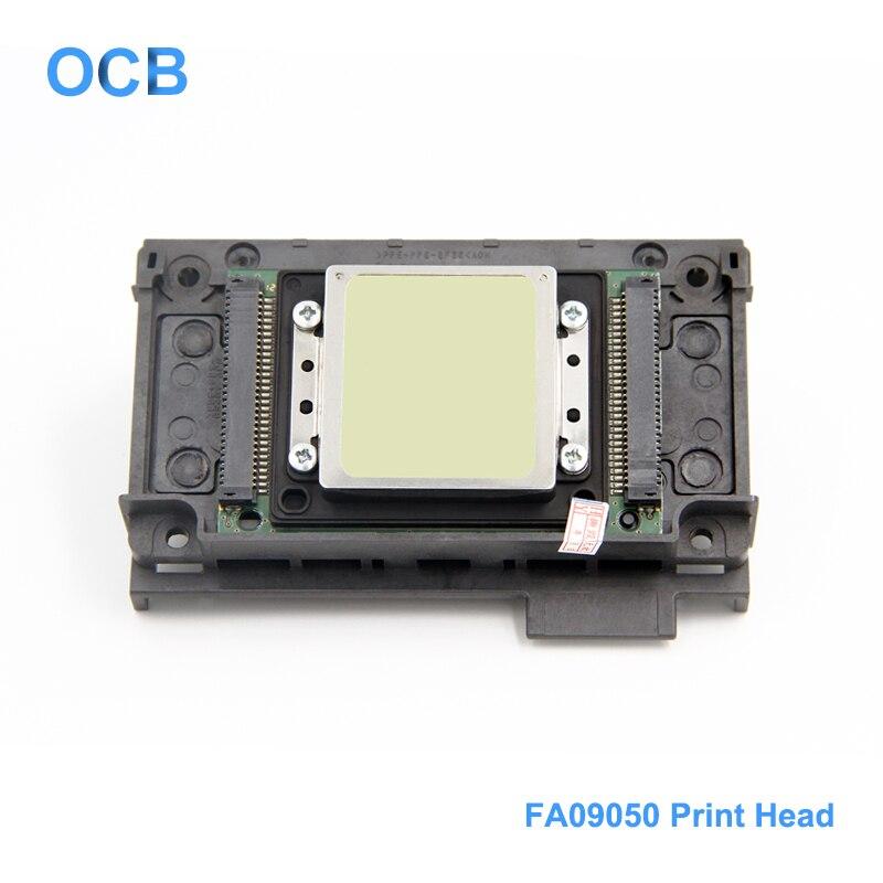 FA09050 UV Tête D'impression Pour Epson XP510 XP600 XP601 XP605 XP610 XP615 XP700 XP701 XP750 XP800 XP801 XP810 XP850 XP950