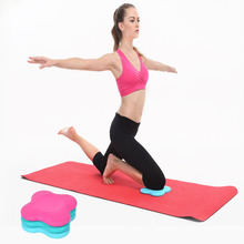 23.3*23.3cm 2 colors available women fitness and body building PU Yoga Mats
