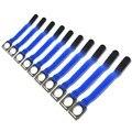 10 pcs Fastener Strap Tie Wrap for Gopro SJ4000 FPV Gimbal Mount PTZ (MC003BU)