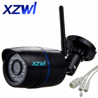 Wireless 720P 1080P Wifi Camera E Mail Alarm Systems Home Securveillance Security P2P CCTV IP Camera