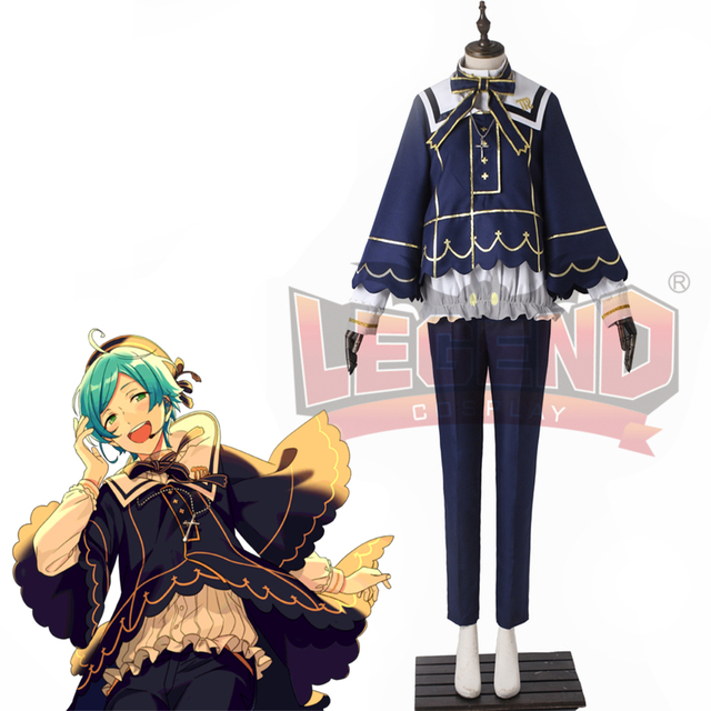 Ensemble Stars Kanata Shinkai Cosplay adult costume all size custom made Choir Dialogue Render costume  sc 1 st  AliExpress.com : costumes for all  - Germanpascual.Com