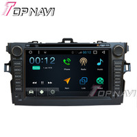 Quad Core 16G Android 6 0 Car Radio Stereo For Toyota Corolla 2007 2011 Auto Multimedia