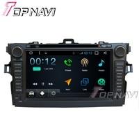 Quad Core 16G Android 6 0 Car Radio Stereo For Toyota Corolla 2007 2011 Auto Multimedia