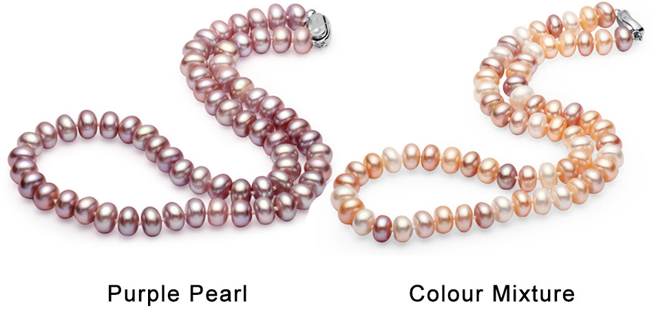 HTB1Uw4gy2iSBuNkSnhJq6zDcpXa1 Cauuev Amazing price AAAA high quality natural  freshwater  pearl necklace  for women 3 colors8-9mm pearl jewelry pendants gift