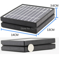 BUHESHUI High Quality 5W 5V Solar Charger Polycrystalline Solar Panel Charger Solar Mobile Charger For Power Bank Free Shipping