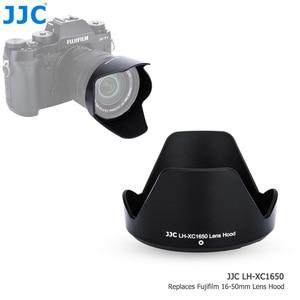 Image 1 - JJC Bayonet Lens Hood Shade for Fujinon XC 16 50mm F3.5 5.6 OIS II Lens on Fujifilm X T200 X T100 X A7 X T30 X T20 X T10 Camera