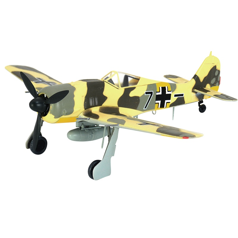 1/72 pre-built Fw 190 190A-6 Wurger Shrike World War II aircraft fighter hobby collectible finished plastic airplane model1/72 pre-built Fw 190 190A-6 Wurger Shrike World War II aircraft fighter hobby collectible finished plastic airplane model