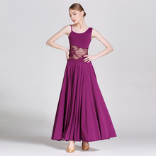 Ballroom Dance Dress Women New Simple Competition Waltz Dresses High Quality Tango Ballroom Competition Dancing Dress