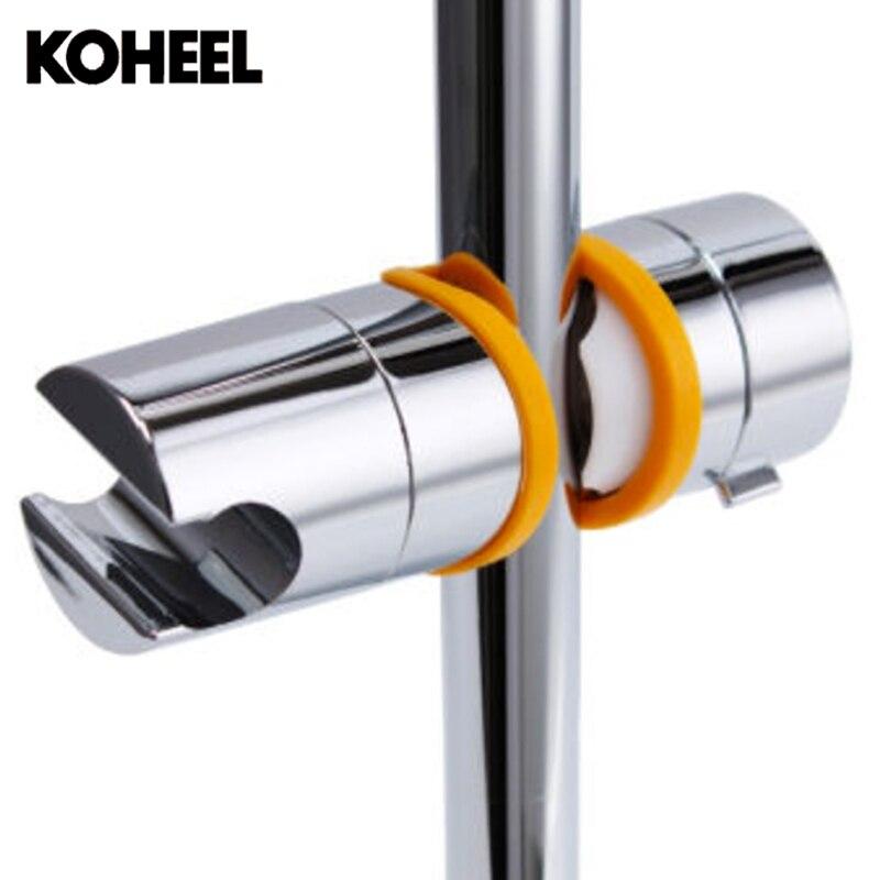 Shower Head Holder Stand Bracket Adjustable Shower Holder With Hook Aluminum Shower Seat For Bathroom