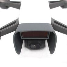 DJI Spark капюшон Защита от солнца Тенты бленда блики Gimbal Камера Защитная крышка для DJI Spark Drone Интимные аксессуары