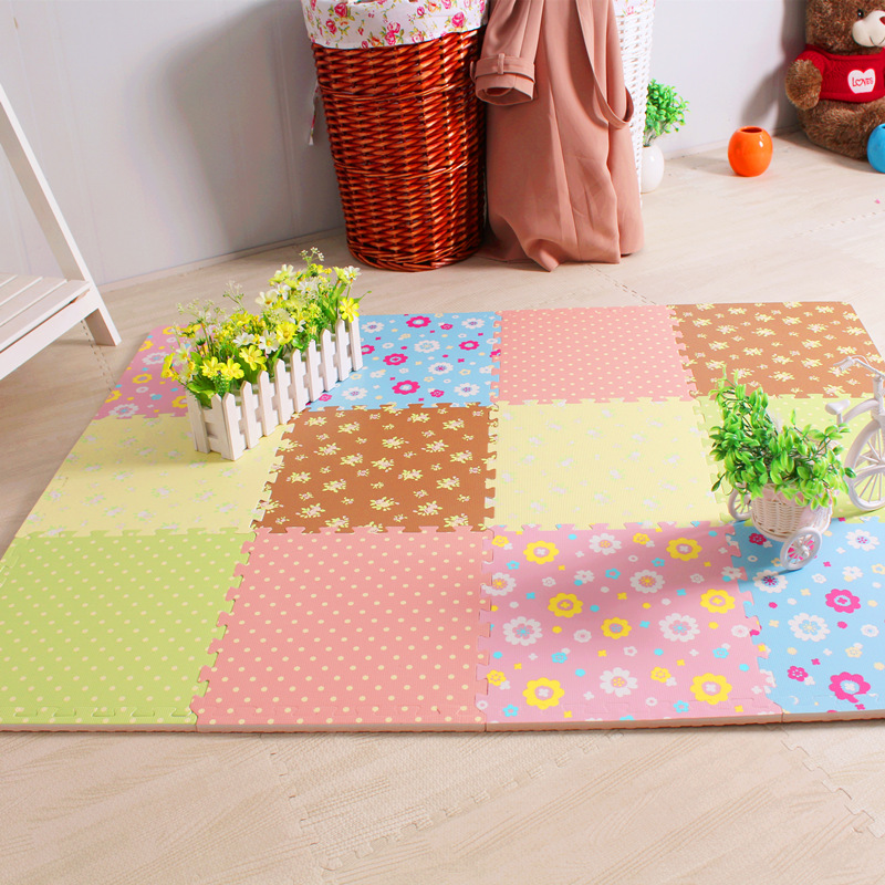 Linings 3030 baby foam puzzle mats tatami Household child crawling mat game pad