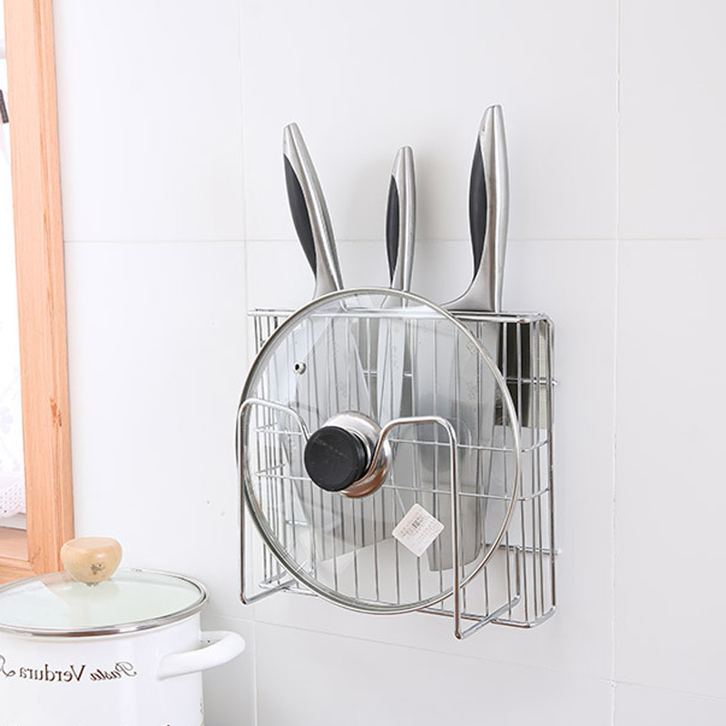 1pcs High Quality Creative Knife Holder Bamboo Nonporous Clean Health Knife Rack Kitchen Storage Block Knife Stand