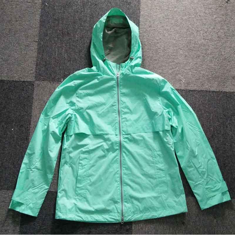 1f813e4a47 US $38.8 48% OFF Women's Waterproof Rain Jacket Hooded Torrent Lightweight  Windbreaker New Englander Raincoat Suitable for Hiking Climbing Travel-in  ...